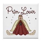 Prim Lover Tile Coaster