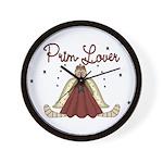 Prim Lover Wall Clock