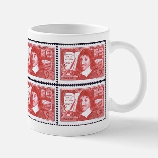 Rene Descartes Mug