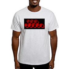 Orb Much? Ash Grey T-Shirt