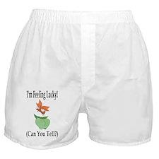 Lucky! Boxer Shorts