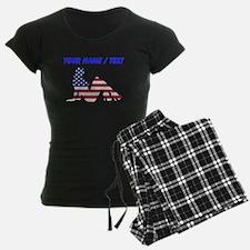 Custom American Beauty Pajamas