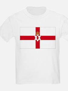Northern Ireland National flag Kids T-Shirt
