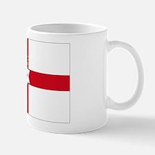 Northern Ireland National flag Mug