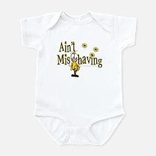 Ain't MisBehaving Infant Bodysuit