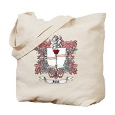 Smith Family Crest 2 Tote Bag