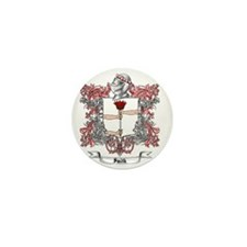 Smith Family Crest 2 Mini Button