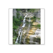 Robert H Treman Waterfall Sticker
