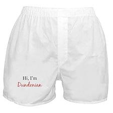 Hi, I am Dundonian Boxer Shorts