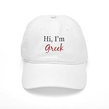 Hi, I am Greek Baseball Cap