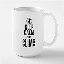 Lineman Large Mug