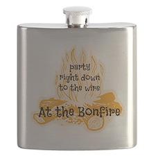 Bonfire Flask