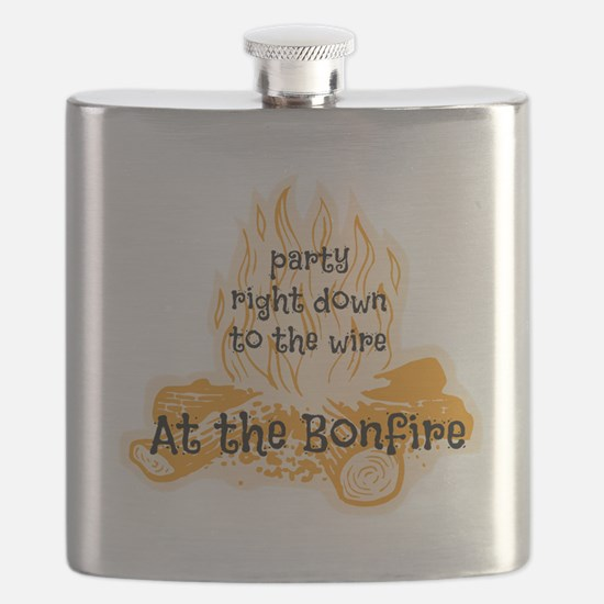 Bonfire Flask
