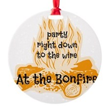 Bonfire Ornament