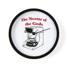 NECTAR OF THE GODS Wall Clock