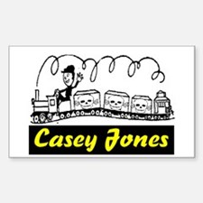 CASEY JONES Decal