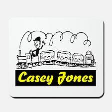 CASEY JONES Mousepad