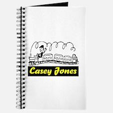 CASEY JONES Journal