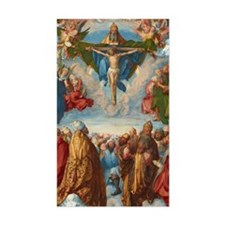 Albrecht Durer Adoration of th Decal
