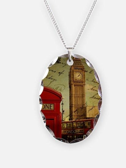 vintage London UK fashion  Necklace