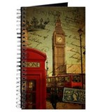 Big ben Journals & Spiral Notebooks