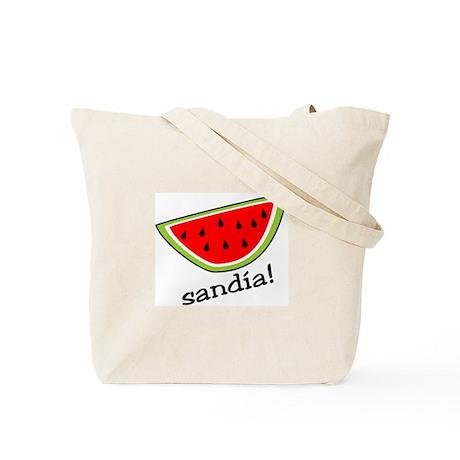 Sandia Tote Bag