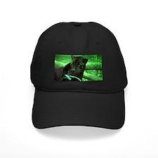 Black Jaguar Baseball Hat