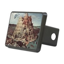 Tower of Babel by Pieter B Hitch Cover