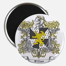 Williams Family Crest 2 Magnet