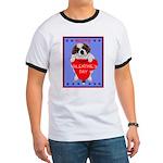 Valentine Saint Bernard Ringer T
