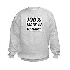 100 Percent Panama Sweatshirt