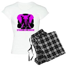 Stomp out cancer Pajamas