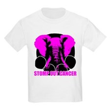 Stomp out cancer T-Shirt