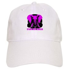 Stomp out cancer Baseball Cap