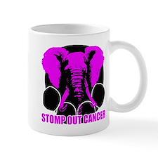 Stomp out cancer Mug