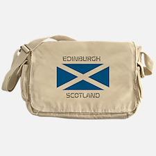 Edinburgh Scotland Messenger Bag