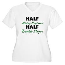 Half Mining Engineer Half Zombie Slayer Plus Size