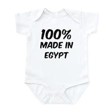 100 Percent Egypt Onesie