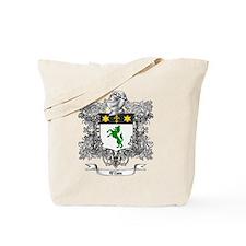 Wilson Family Crest 1 Tote Bag