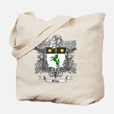 Wilson Family Crest 1 Tote Bag