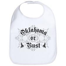 Oklahoma or Bust Bib