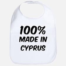 100 Percent Cyprus Bib