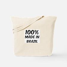 100 Percent Brazil Tote Bag