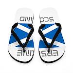 Erskine Scotland Flip Flops