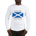 Erskine Scotland Long Sleeve T-Shirt