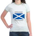 Erskine Scotland Jr. Ringer T-Shirt