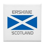 Erskine Scotland Tile Coaster