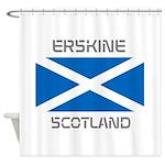 Erskine Scotland Shower Curtain