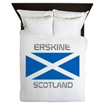 Erskine Scotland Queen Duvet