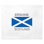 Erskine Scotland King Duvet